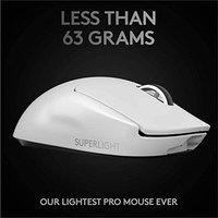 Logitech G PRO X SUPERLIGHT 无线游戏鼠标