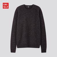 UNIQLO 优衣库 419198 男装圆领针织衫
