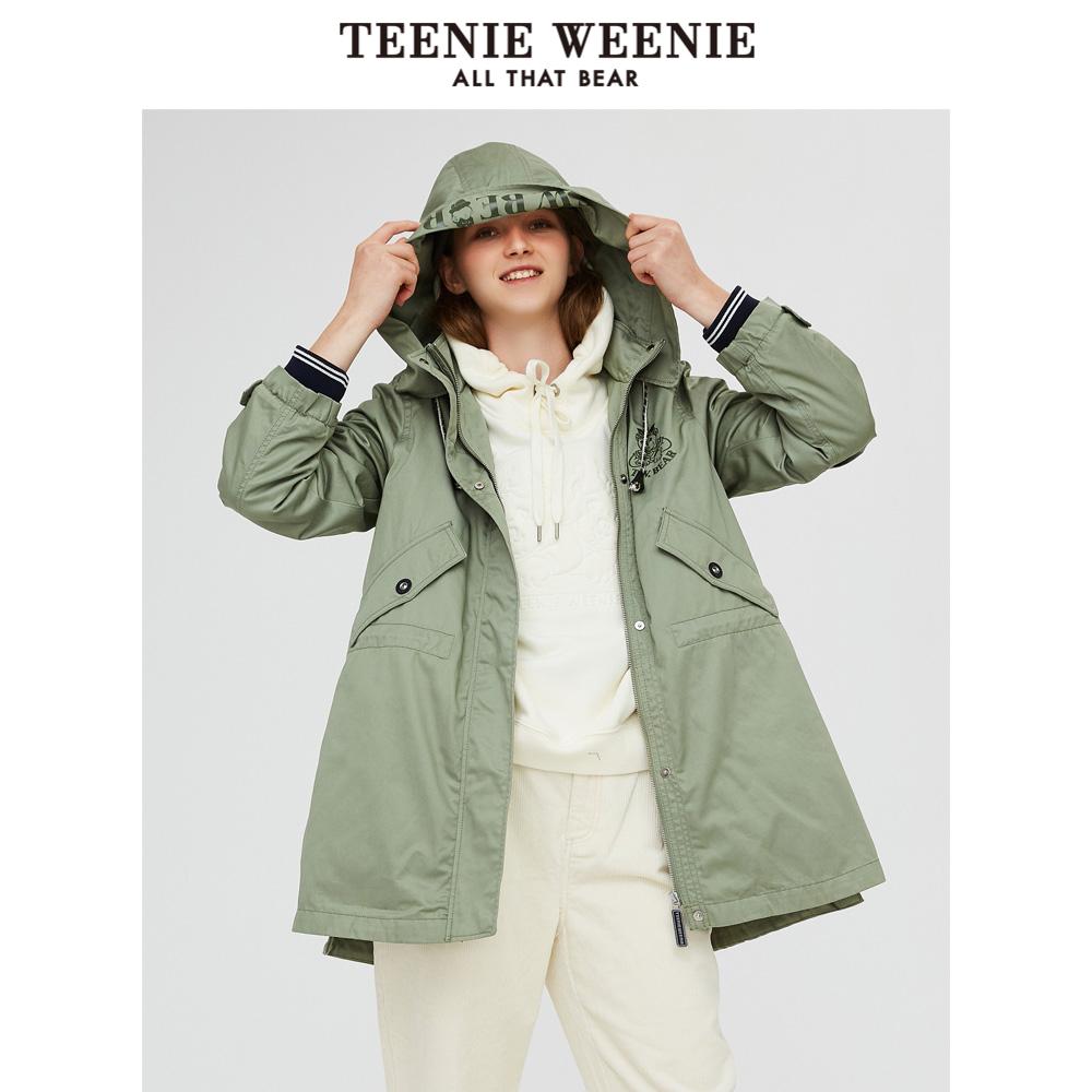 Teenie Weenie TTJP94T52K 女士棉衣外套