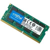 百亿补贴:crucial 英睿达 DDR4 2666MHz 台式机内存条 8GB