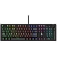 5日0点:HP 惠普 K10G 机械键盘 茶轴
