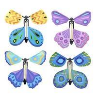 移动专享:KIDNOAM 神奇会飞的小蝴蝶 4个装