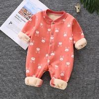 米京奇 冬季婴儿连体衣