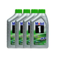12.12预售:Mobil 美孚 美孚1号 SN 5W-30 ESP 全合成机油 1L*4瓶