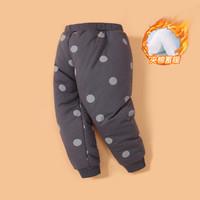 CLASSIC TEDDY 精典泰迪 儿童加绒棉裤 *2件