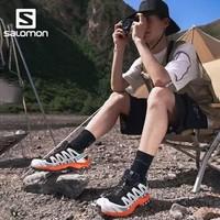 SALOMON 萨洛蒙 XA PRO 3D ADV 412322 中性越野跑鞋+帽子