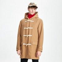 ochirly 欧时力 3GC334743P530 男装羊毛纽扣外套 *2件