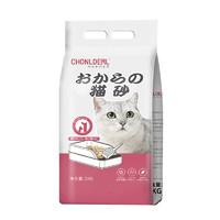 CHONLDERL 宠袋 豆腐猫砂 2kg