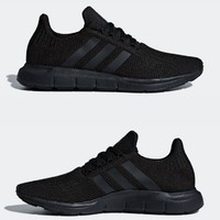 10日0点、超值双12、凑单品:adidas 阿迪达斯 三叶草 Swift Run 男女运动鞋