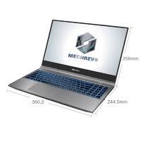 百亿补贴:MECHREVO 机械革命 蛟龙 15.6英寸 游戏笔记本电脑(R5-4600H、8G、512GB、RTX 2060)