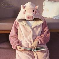 GUKOO 果壳 动物生肖系列 720423220147 女士睡衣