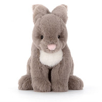 jELLYCAT 邦尼兔 超柔软系列 雷利兔子 浅棕色 16cm