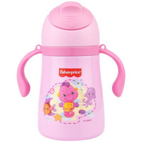 Fisher-Pric 费雪 316儿童保温杯 20ML 粉色 +凑单品