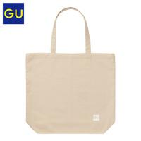 GU极优环保袋2020夏季新款时尚潮流复古纯棉手提包日系百搭324715