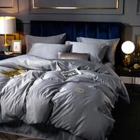 移动专享:A Green 奥格兰 60支天丝四件套 1.8m床 床单款