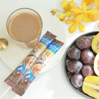 麦斯威尔三合一速溶黑咖啡粉特浓/原味/奶香60条防困提神学生必备(经典原味120条装 [60条/盒装 二份])