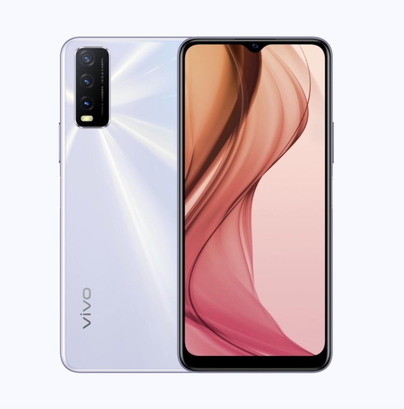 vivo Y30 智能手机 8GB+128GB 晨曦白