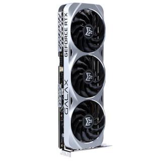 GALAXY 影驰 GeForce RTX 3060 Ti 金属大师 OC 显卡 8GB