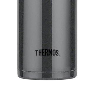 THERMOS 膳魔师 HS4080CHTRI4 不锈钢真空保温杯 710ml 炭黑色