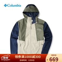 Columbia/哥伦比亚 RE0088271 冲锋衣男