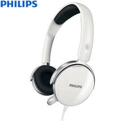 飞利浦(PHILIPS) SHM7110U头戴式耳机 游戏耳麦 电脑笔记本音乐学习 吃鸡电竞直播 SHM7110U电脑耳麦