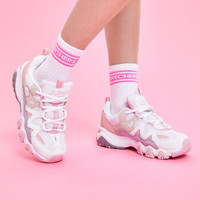 SKECHERS 斯凯奇 D'lites系列 99999693 女款熊猫鞋