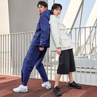Mizuno美津浓 男女款慢跑鞋 WAVE PROPHECY WAVEKNIT J1GR194951 灰/灰/黑 40.5