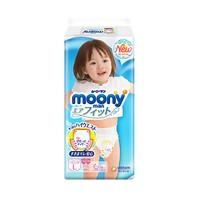 Moony 尤妮佳 女宝宝拉拉裤 L44
