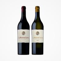 法国名庄骑士庄园金月干红葡萄酒2016&金月干白2015