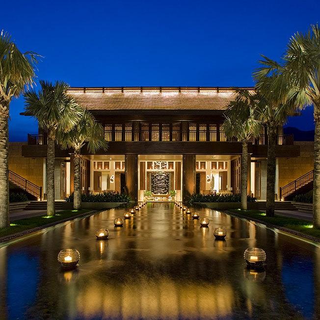 享700米私家海滩!海南香水湾君澜度假酒店 450㎡独栋泳池别墅1晚(含早餐+minibar+旅拍)