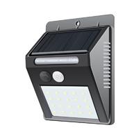 HRSEDZ  太阳能柱头壁灯 庭院灯 2-3W