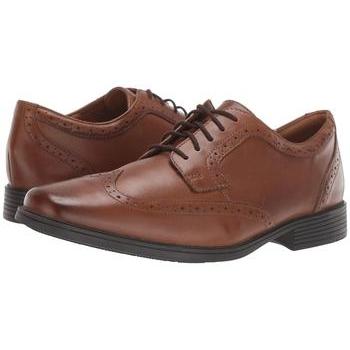 Clarks 其乐 Tilden Wing 男款布洛克皮鞋