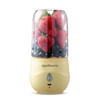 Apollinaris 阿伯尼瑞 便携充电榨汁机 1200mAh 塑料单杯