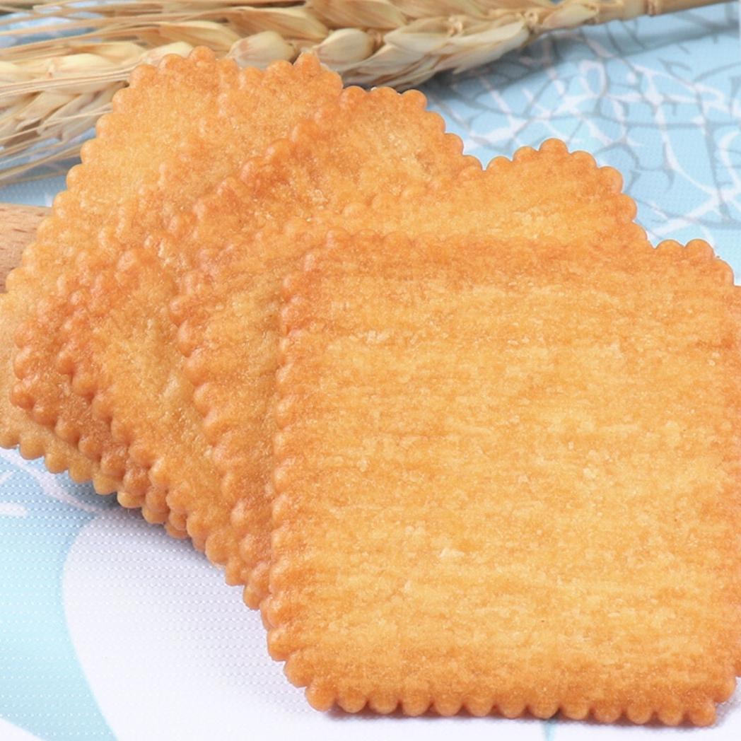 飞旺 薄脆饼干巴西烤肉味混合装 825g *2件