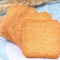 京东PLUS会员:飞旺 薄脆饼干巴西烤肉味混合装 825g *2件