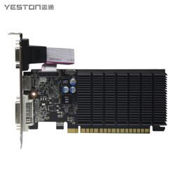 盈通 (yeston)GT710 2G D3 战神版 954/Boost 1600MHz/2G/64bit/GDDR3显卡