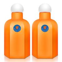 橙乐工坊 洁厕宝 蓝泡泡 320g*2瓶 赠同款 *6件
