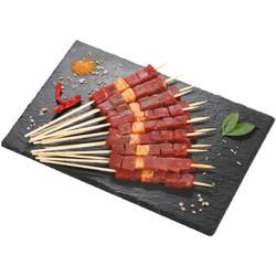 东方万旗 牛肉串 300g(18串) *9件 +凑单品