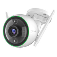 EZVIZ 萤石 C3C 智能摄像头 全彩标准版 2.8mm