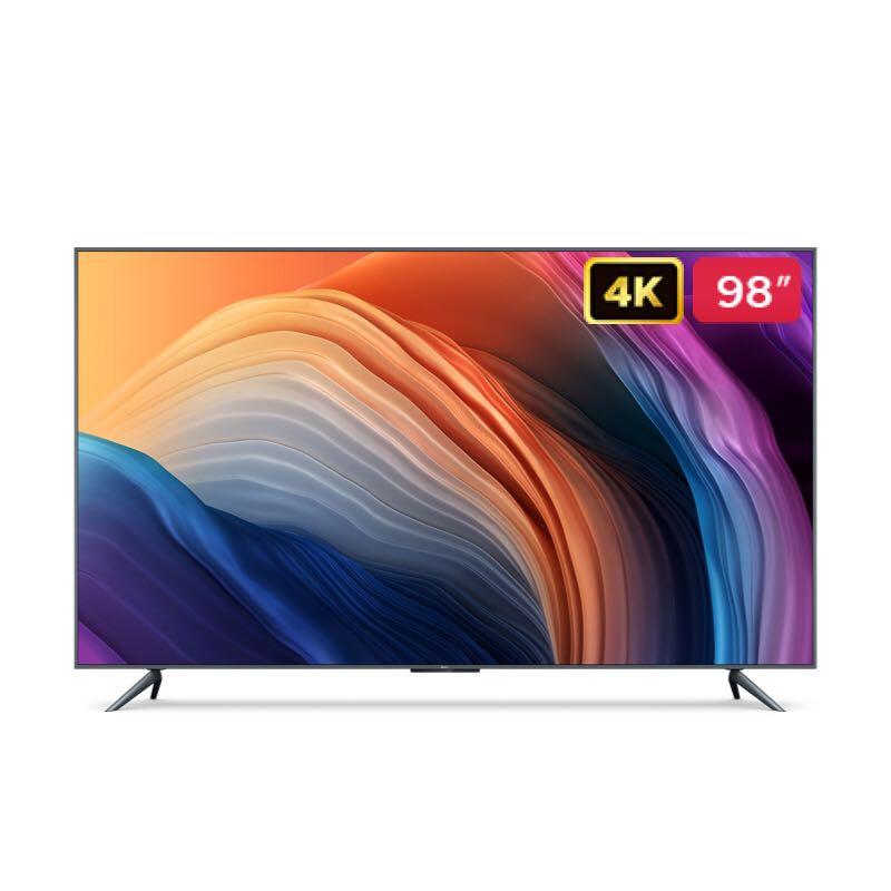12.12预售 : Redmi 红米 L98M6-RK 液晶电视Max 98英寸