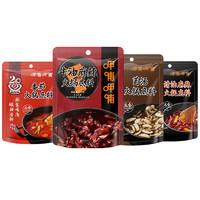 天猫U先:呷哺呷晡 牛油/清油/番茄/菌汤 火锅底料 150g*2包