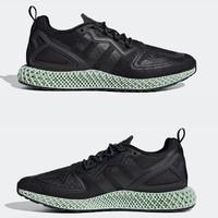 adidas 阿迪达斯 三叶草 ZX 2K 4D 男女款运动鞋