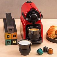 Nespresso 胶囊咖啡机 Inissia D40 全自动咖啡机