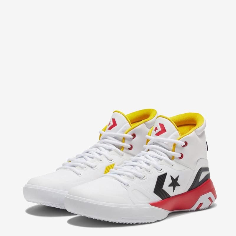 超值双12、历史低价 : CONVERSE 匡威 Converse G4 168917C 中性款篮球鞋