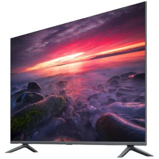 小米 电视 E55X 全面屏 智能平板家用液晶4k清液晶电视机官方旗舰