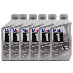 Mobil 美孚 美国进口 1号 5W-40 SN级 1QT 6件装