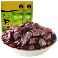 京东PLUS会员:科尔沁 内蒙古特产手撕牛肉干 200g*2包 *2件
