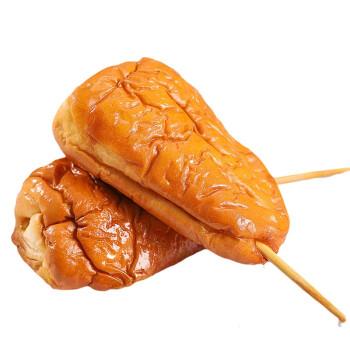 天宇米朵 鸡腿面包  豆沙口味 80g*2+肉松口味 80g*2+火腿肠口味 80g*2