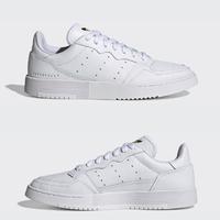 adidas 阿迪达斯 三叶草 SUPERCOURT 男女鞋运动鞋