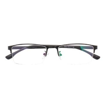 潮库 防蓝光近视眼镜框架6013+ 1.61防蓝光镜片